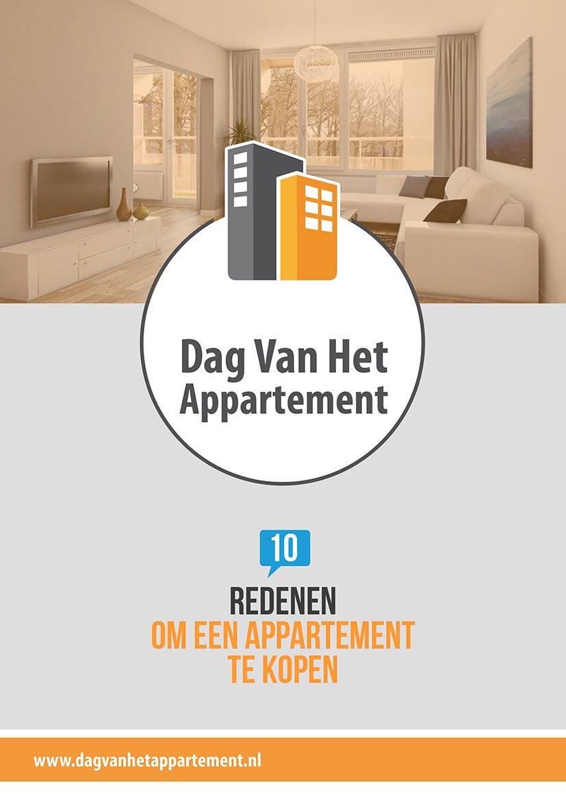 10 redenen om een appartement te kopen